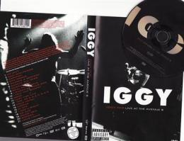 Pop Iggy - Live At The Avenue B DVD