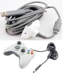 Dobíjecí kabel pro ovladaèe X360 (XBox 360)