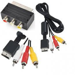 RGB Cable - AV pro SONY Playstation