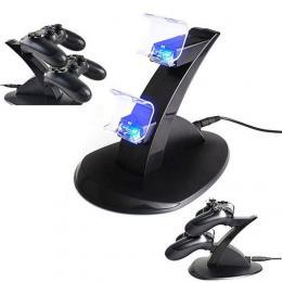 Nabíjecí stojan 2x DualShock 4 PS4 - zvìtšit obrázek