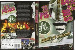 Sex Pistols - Agents of Anarchy DVD - zvìtšit obrázek