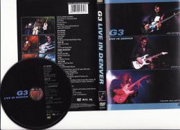 G3 - Live in Denver DVD - zvìtšit obrázek