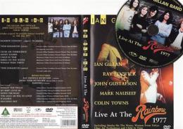 Ian Gillan Band - Live At The Rainbow 1977 DVD - zvìtšit obrázek