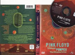 Pink Floyd: Live At Pompeii The Director's Cut DVD - zvìtšit obrázek