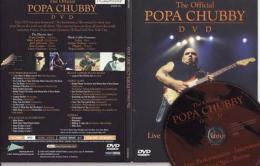 Popa Chubby - The Official DVD Live Perfoformances & Video Clips - zvìtšit obrázek
