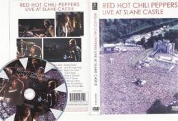 Red Hot Chili Peppers: Live At Slane Castle DVD  - zvìtšit obrázek