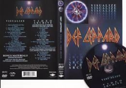 Def Leppard: Visualize/Video Archive DVD - zvìtšit obrázek