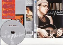 Al Di Meola Live at Montreux DVD - zvìtšit obrázek
