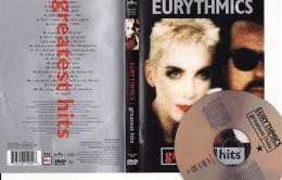 Eurythmics - Greatest Hits DVD - zvìtšit obrázek