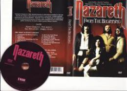 Nazareth: From The Beginning DVD