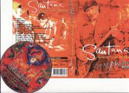 Santana - Hymns For Peace - Live At Montreux 2004 DVD