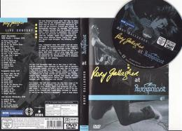 Rory Gallagher at Rockpalast DVD