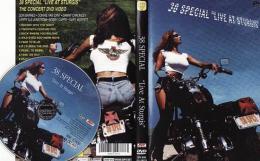 38 Special : Live at Sturgis DVD - zvìtšit obrázek