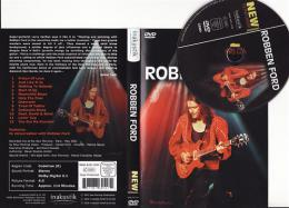 Robben Ford: New Morning - The Paris Concert DVD - zvìtšit obrázek
