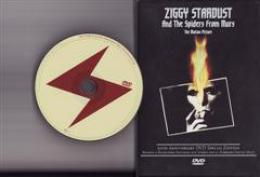 David Bowie : Ziggy Stardust And The Spiders From Mars DVD - zvìtšit obrázek