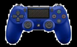 Dualshock 4 v2 Blue Limited Edition