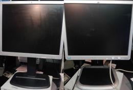 "HP Compaq 17xx - 17"" LCD Monitor / VGA + DVI - zvìtšit obrázek"