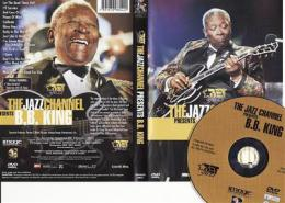 B.B. King - The Jazz Channel Presents B.B. King DVD - zvìtšit obrázek