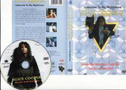 Alice Cooper - Welcome to my Nightmare DVD