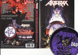 Anthrax - Music Of Mass Destruction / Live From Chicago DVD - zvìtšit obrázek