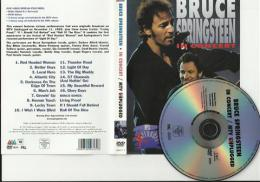 Bruce Springsteen In Concert MTV Plugged DVD