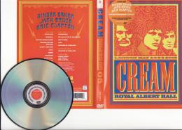 Cream - Royal Albert Hall - London - May 2-3-5-6 05 DVD