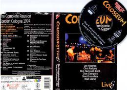Colosseum - Complete Reunion Concert Cologne 1994 dvd - zvìtšit obrázek