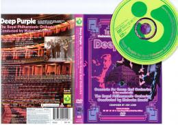 Deep Purple - The Royal Philharmonic Orchestra dvd