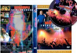 Deep Purple - Total Abandon dvd - zvìtšit obrázek