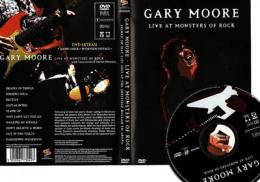 Gary Moore - Live At Monsters Of Rock DVD - zvìtšit obrázek