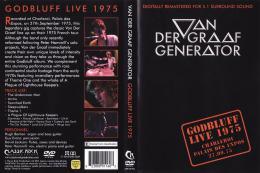 Van Der Graaf Generator - Godbluff Live 1975 DVD - zvìtšit obrázek