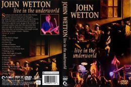 John Wetton - Live In The Underworld DVD - zvìtšit obrázek