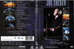 Joe Cocker - Across From Midnight Tour DVD - zvìtšit obrázek