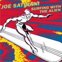 Joe Satriani - Surfing With The Alien CD & DVD - zvìtšit obrázek