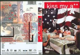 Kiss - Kiss My A** DVD - zvìtšit obrázek