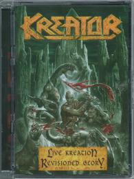 Kreator - Live Kreation Revisioned Glory DVD - zvìtšit obrázek