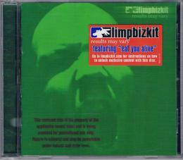 Limp Bizkit - Results May Vary CD & DVD - zvìtšit obrázek