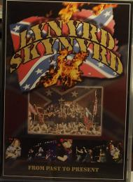 Lynyrd Skynyrd - From Past To Present DVD - zvìtšit obrázek