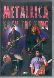 Metallica - Rock The Ring DVD - zvìtšit obrázek