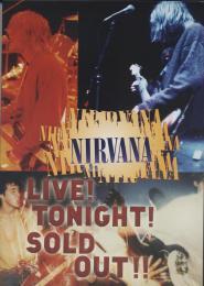 Nirvana - Live! Tonight! Sold Out!! DVD - zvìtšit obrázek