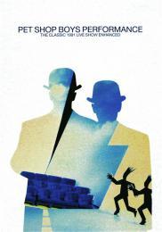 Pet Shop Boys - Performance (The Classic 1991 Live Show Enhanced) DVD - zvìtšit obrázek