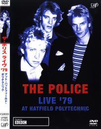 Police - Live 79 At Hatfield Polytechnic DVD - zvìtšit obrázek