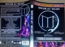 M3 - Rough An Ready (ex Whitesnake) DVD - zvìtšit obrázek