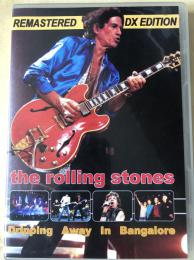 Rolling Stones ‎- Dripping Away In Bangalore DVD - zvìtšit obrázek