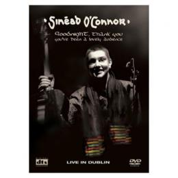Sinead O Connor - Goodnight, Thank You You've Been A Lovely Audience - Live In Dublin DVD - zvìtšit obrázek
