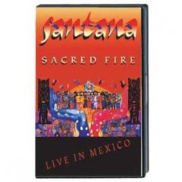 Santana - Sacred Fire Live in Mexico DVD