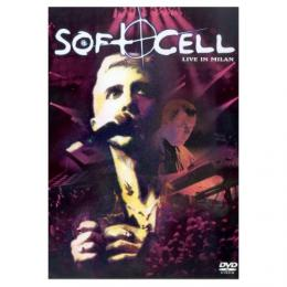 Soft Cell - Live In Milan DVD