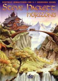 Steve Hackett - Horizons DVD