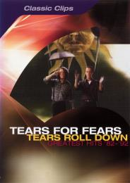 Tears For Fears ‎- Tears Roll Down Greatest Hits 82 - 92 DVD - zvìtšit obrázek