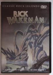 Rick Wakeman incl. Journey to the Centre of the Eart DVD - zvìtšit obrázek
